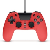 Gioteck VX-4 Wired Controller Red for PS4