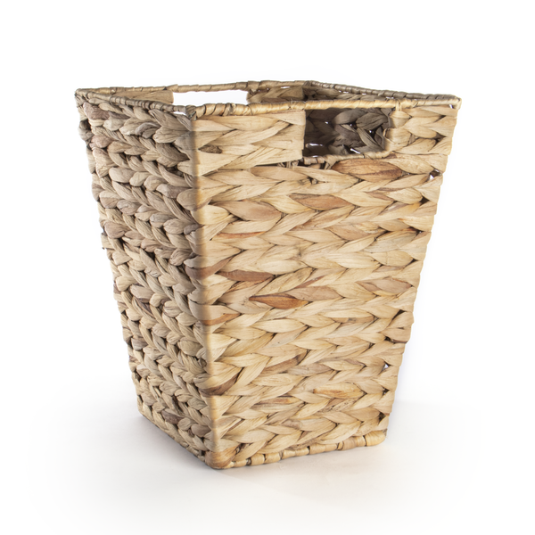 Natural Banana Leaf Waste Paper Basket | M&W