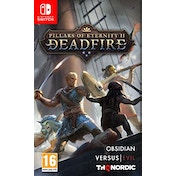 Pillars Of Eternity II Deadfire Nintendo Switch Game
