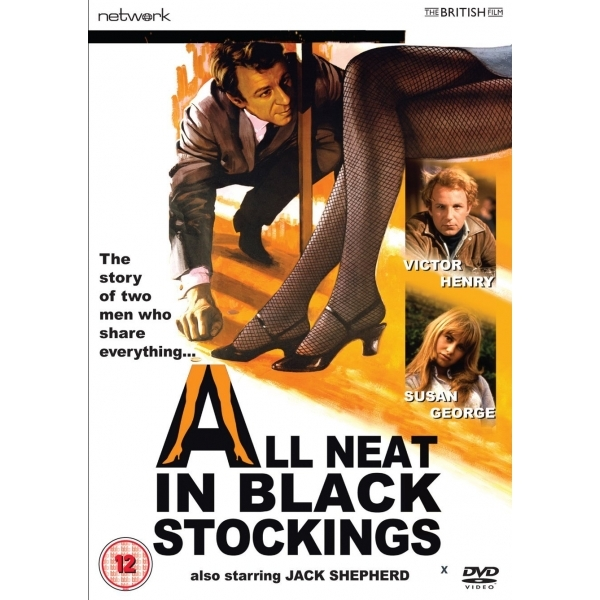 All Neat in Black Stockings DVD