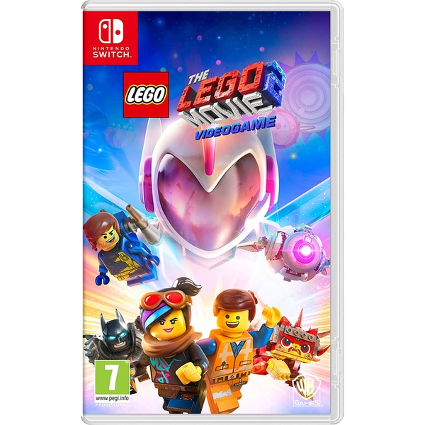 Lego Movie 2 The Videogame Nintendo Switch Game Shop4megastore Com