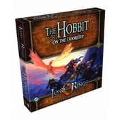 The Lord of the Rings LCG The Hobbit on the Doorstep Saga Expansion Board Game