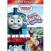 Thomas And Friends Splish, Splash, Splosh DVD