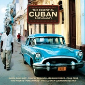 Various Artists - Essential Cuban Anthology CD