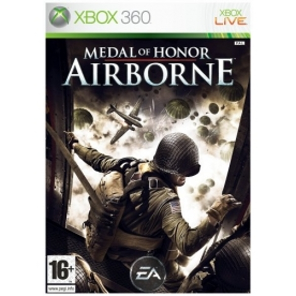 Medal Of Honor Airborne Game Xbox 360