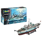 Flower Class Corvette HMS Buttercup 1:144 Revell Model Kit