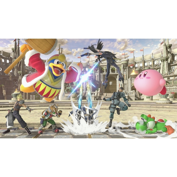 Super Smash Bros Ultimate Nintendo Switch Game - Image 4