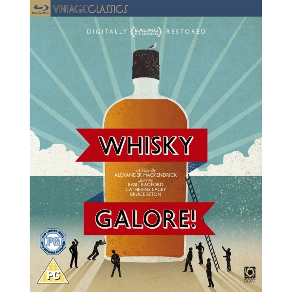 Whisky Galore! - Digitally Restored (80 Years of Ealing) Blu-ray