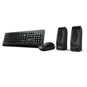 Genius KMS-U130 Keyboard Mouse and Speaker Combo