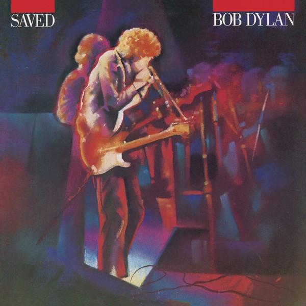 Bob Dylan  - Saved Vinyl