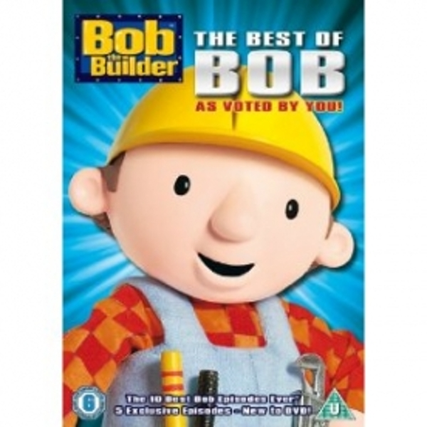Bob The Builder The Best Of Bob DVD