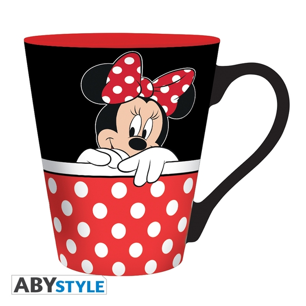 Disney - Mickey & Cie Minnie Tea Mug