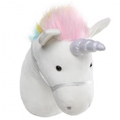 Unicorn Room Decor Head Soft Toy Plush