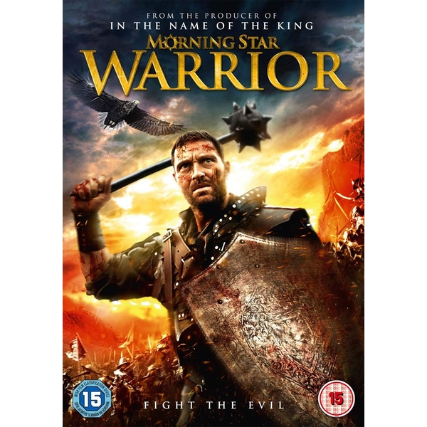Morning Star Warrior DVD