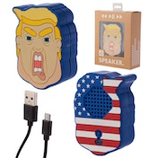 The President Portable Bluetooth Speaker