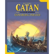 Catan Explorers & Pirates 5-6 Player Extension 2015 Refresh Board Game