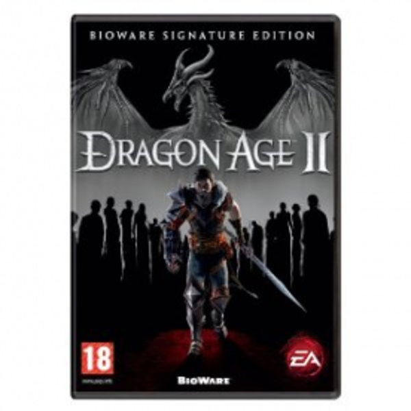 Dragon Age II 2 Signature Edition Game PC