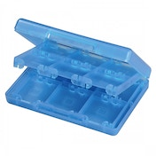 Hama 3DS/DS Games 22 2 Game Case (Blue)
