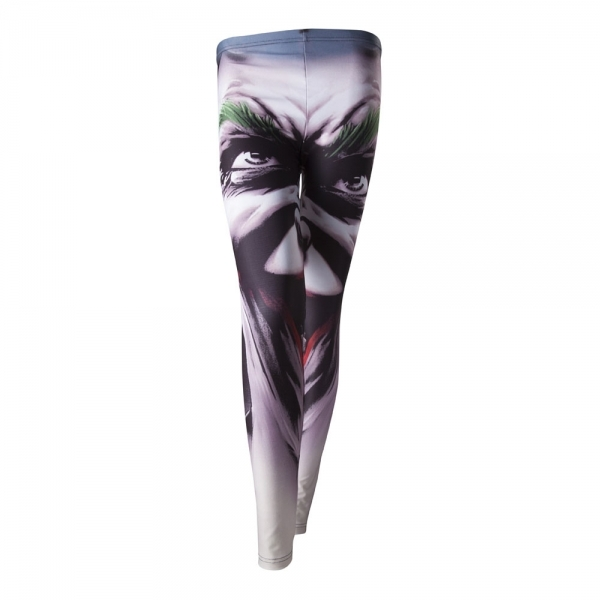 bdc981c25785 Hey! Stay with us... DC Comics Injustice - Gods Among Us The Joker  Sublimation Legging Small