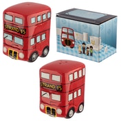 Routemaster Red Bus Salt and Pepper Set