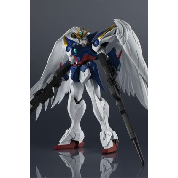 XXXG-00W0 Wing Gundam Zero Mobile Suit Action Figure