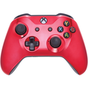 Xbox One S- Chrome Red Edition