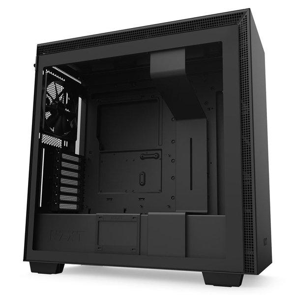 Image of NZXT H710 E-ATX Mid-Tower PC Case - Black, Black