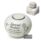 Said with Sentiment Tea Light Holders Special Mother