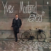 Yves Montand - A Paris Limited Edition Vinyl