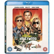 Once Upon A Time In Hollywood Blu-ray