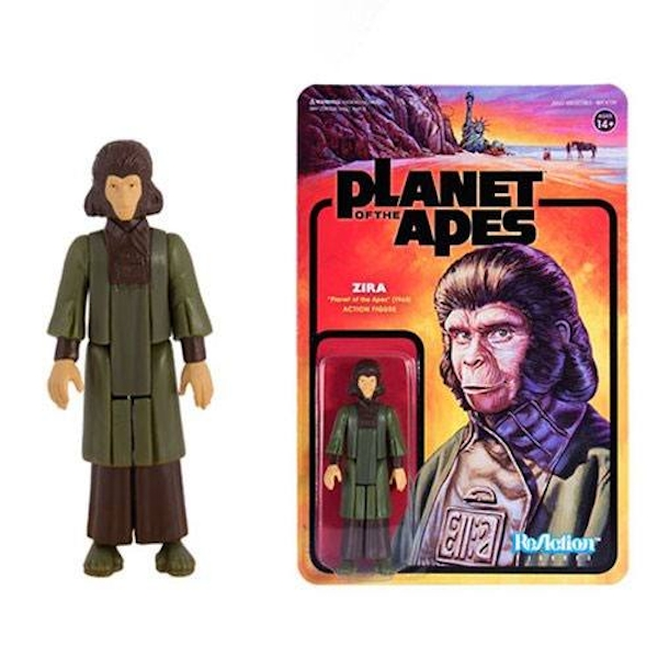 Zira (Planet of the Apes) ReAction Action Figure