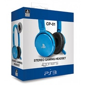 CP-01 Stereo Gaming Headset PS3 Blue