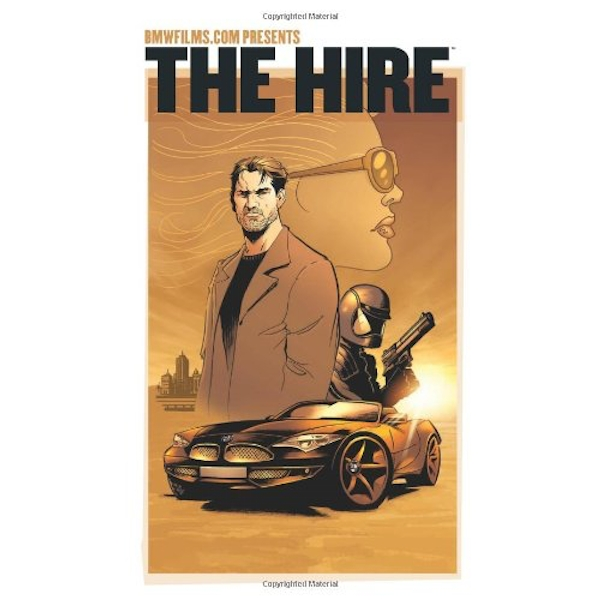 BMWFILMS Presents The Hire