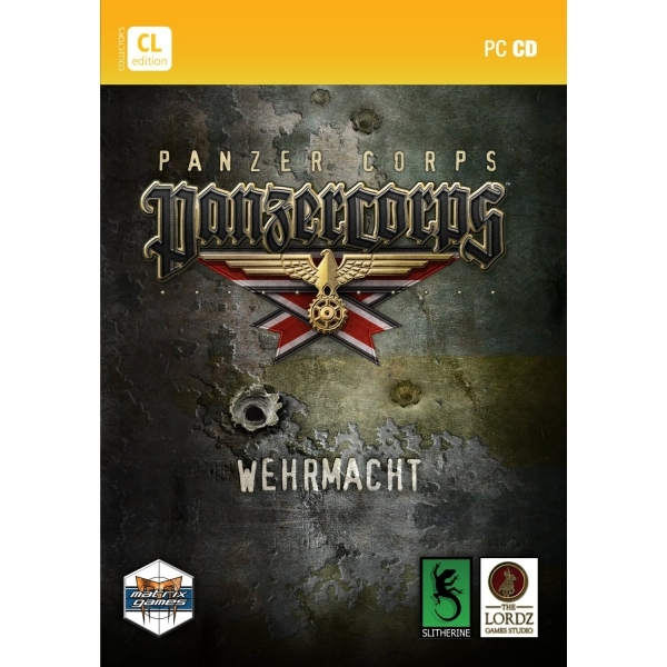 Panzer Corps Wehrmacht Game PC