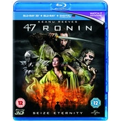 47 Ronin 3D Blu-ray & UV Copy