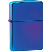 Zippo High Polish Indigo Windproof Lighter