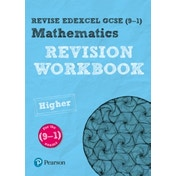 Revise Edexcel GCSE (9-1) Mathematics Higher Revision Workbook: for the 9-1 qualifications by Navtej Marwaha (Paperback, 2017)