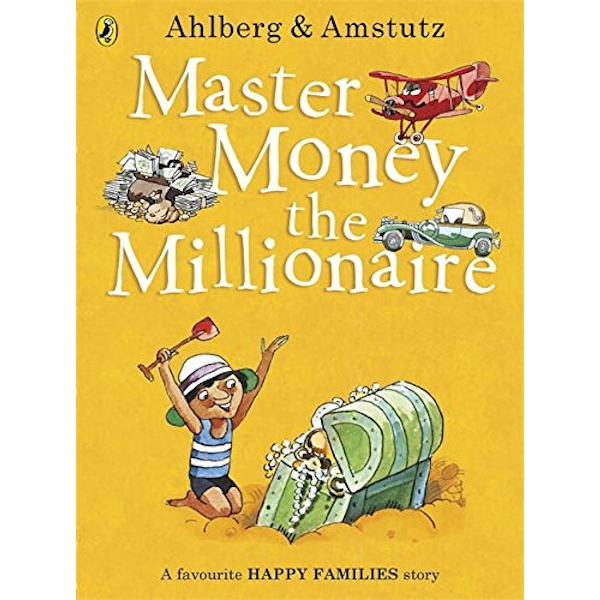 Master Money the Millionaire by Allan Ahlberg (Paperback, 2014)