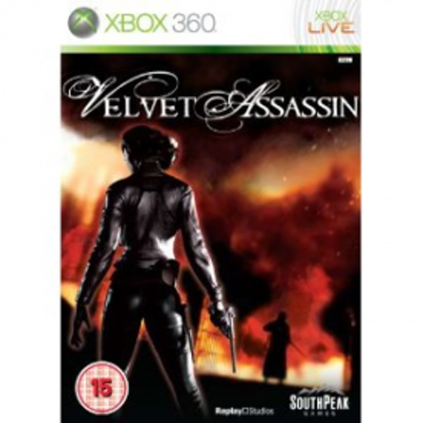 Velvet Assassin Game Xbox 360