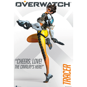 Overwatch Tracer Maxi Poster