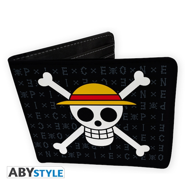 One Piece - Skull Luffy Vinyl Wallet