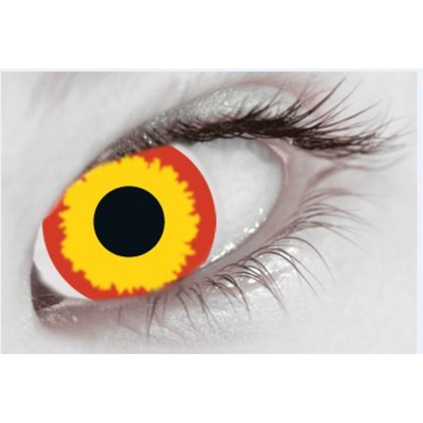 Wildfire 1 Day Halloween Coloured Contact Lenses (MesmerEyez XtremeEyez) - Image 2