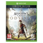 Assassins Creed Odyssey Limited Edition Xbox One Game [Used]
