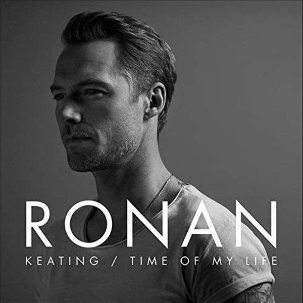 Ronan Keating  - Time Of My Life CD