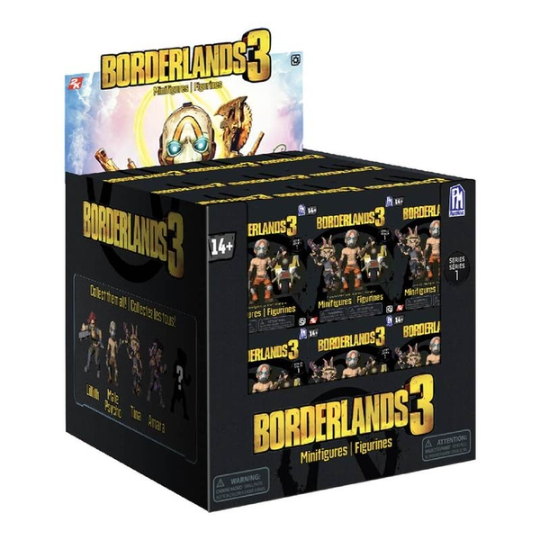 Borderlands 3 Collectable Minifigures (18 packs)