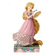 Adventurous Artist (Rapunzel Princess Passion) Disney Traditions Figurine