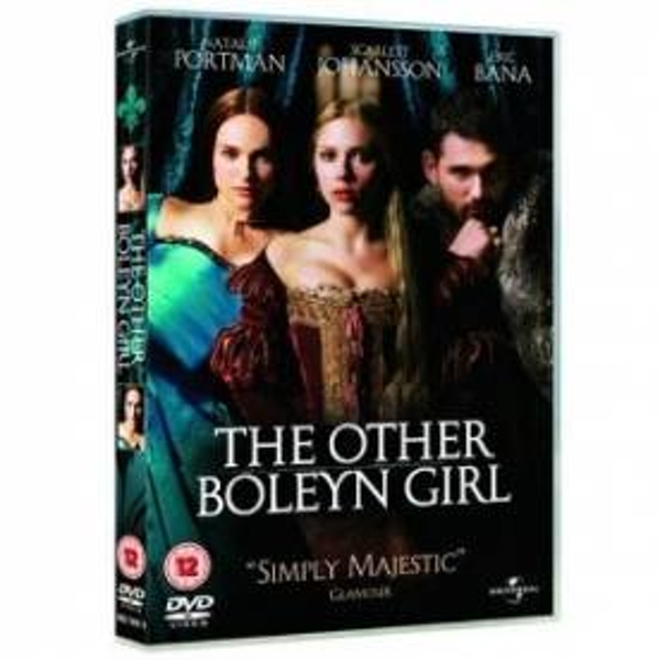 The Other Boleyn Girl 2008 DVD