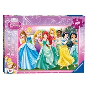 Disney Princess XXL 100 Piece Jigsaw Puzzles