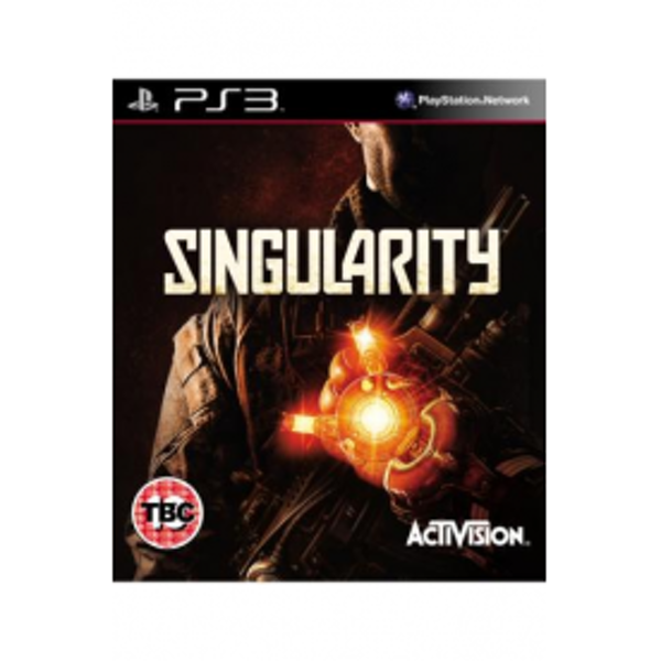 Singularity Game PS3 - Image 1