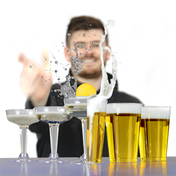 Beer & Prosecco Pong Kit | M&W